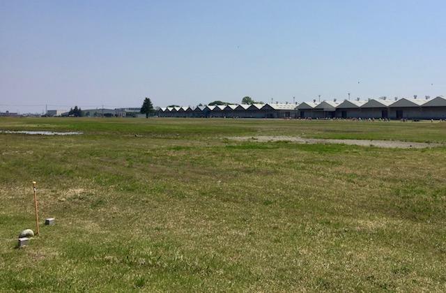 東日本国際親善マラソンのコースから見える景色
