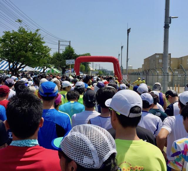 東日本国際親善マラソンがいよいよスタート