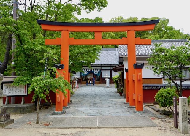 和歌浦の玉津島神社