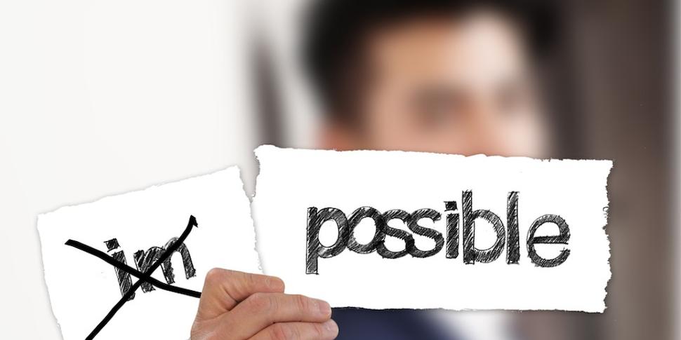 可能性を信じる